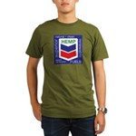 Hemp Fuels Organic Men's T-Shirt (dark)