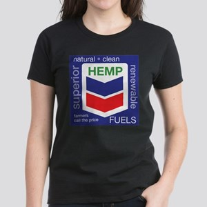 Hemp Fuels Women's Dark T-Shirt