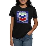 Hemp Fuels Women's Dark T-Shirt