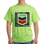 Hemp Fuels Green T-Shirt