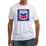 Hemp Fuels Fitted T-Shirt
