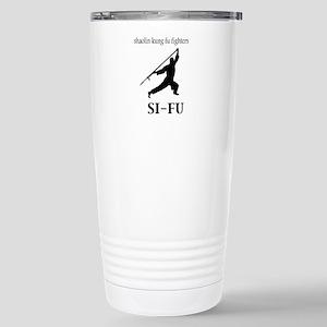 Sifu Stainless Steel Travel Mug