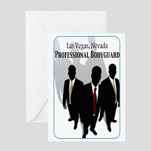 Bodyguard II Greeting Card