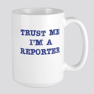 Reporter Trust Large Mug