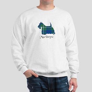 Terrier-MacIntyre hunting Sweatshirt
