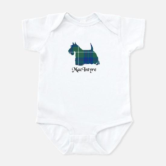 Terrier-MacIntyre hunting Infant Bodysuit