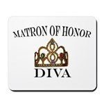 Matron of Honor DIVA Mousepad