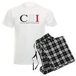 CSI Men's Light Pajamas