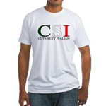 CSI Fitted T-Shirt