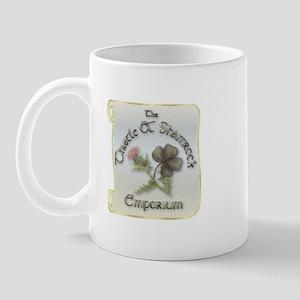 Thistle & Shamrock Mug