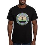 Disc Golf Mandala T-Shirt