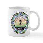 Disc Golf Mandala Mugs
