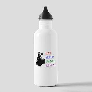 Eat Sleep Dance Stainless Water Bottle 1.0L