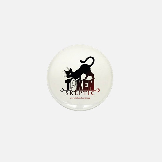 Token Skeptic Mini Button