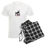 Token Skeptic Men's Light Pajamas