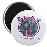 Token Skeptic Magnet