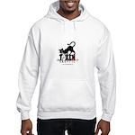 Token Skeptic Hooded Sweatshirt