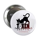 "Token Skeptic 2.25"" Button (100 pack)"