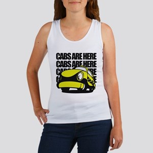 Cabs Are Here Women's Tank Top