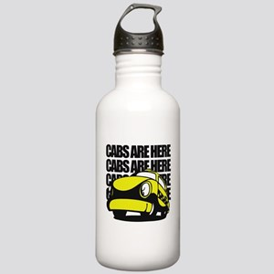Cabs Are Here Stainless Water Bottle 1.0L