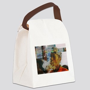 Smoker Canvas Lunch Bag