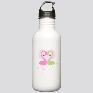 Flamingos Stainless Water Bottle 1.0L