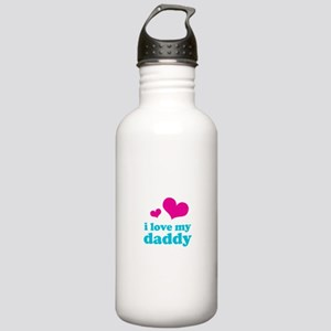 I Love My Daddy Stainless Water Bottle 1.0L