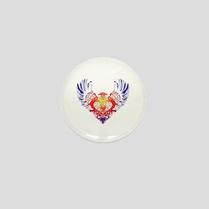 Chicken Mini Button