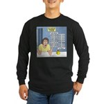 Self-Quarantine Derangeme Long Sleeve Dark T-Shirt