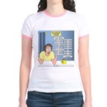 Self-Quarantine Derangement Syn Jr. Ringer T-Shirt