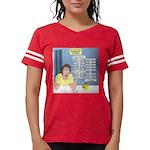 Self-Quarantine Derangement Womens Football Shirt