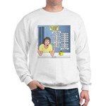 Self-Quarantine Derangement Syndrome Sweatshirt