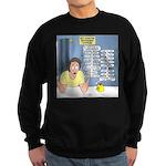 Self-Quarantine Derangement Synd Sweatshirt (dark)
