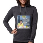 Self-Quarantine Derangement Sy Womens Hooded Shirt