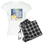 Self-Quarantine Derangement Women's Light Pajamas