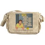 Self-Quarantine Derangement Syndrome Messenger Bag