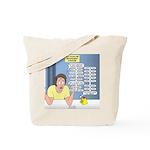 Self-Quarantine Derangement Syndrome Tote Bag