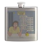 Self-Quarantine Derangement Syndrome Flask