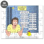 Self-Quarantine Derangement Syndrome Puzzle