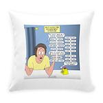 Self-Quarantine Derangement Syndro Everyday Pillow