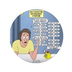 Self-Quarantine Derangement Syndrome 3.5
