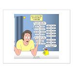 Self-Quarantine Derangement Syndrome Small Poster