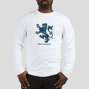 Lion-MacIntyre hunting Long Sleeve T-Shirt