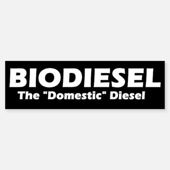 BIODIESEL The Domestic Diesel (white)