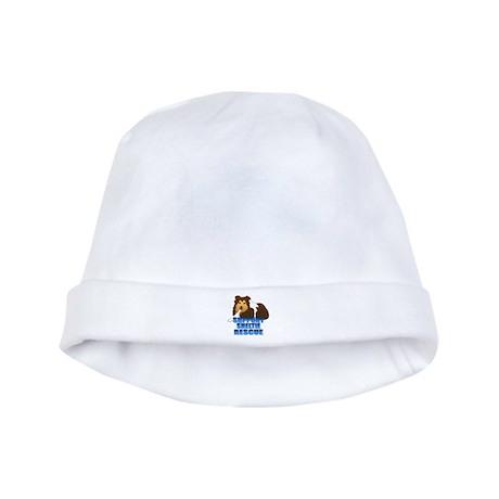 Support Sheltie Rescue baby hat