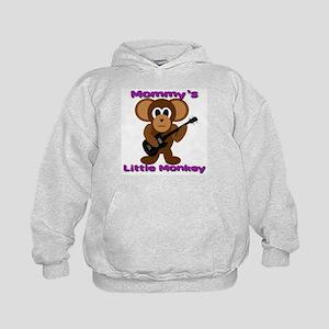 Little Monkey Kids Hoodie