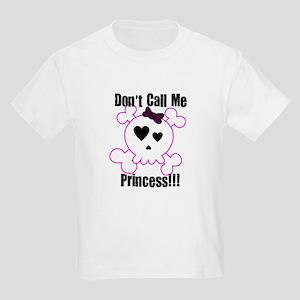 Anti-Princess Kids Light T-Shirt