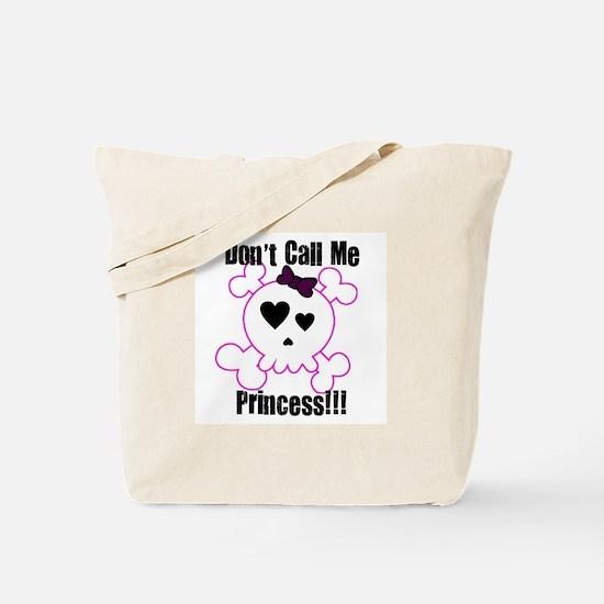 Anti-Princess Tote Bag