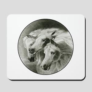 Pharaoh's Horses Mousepad