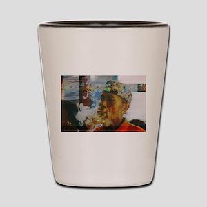 Smoker Shot Glass